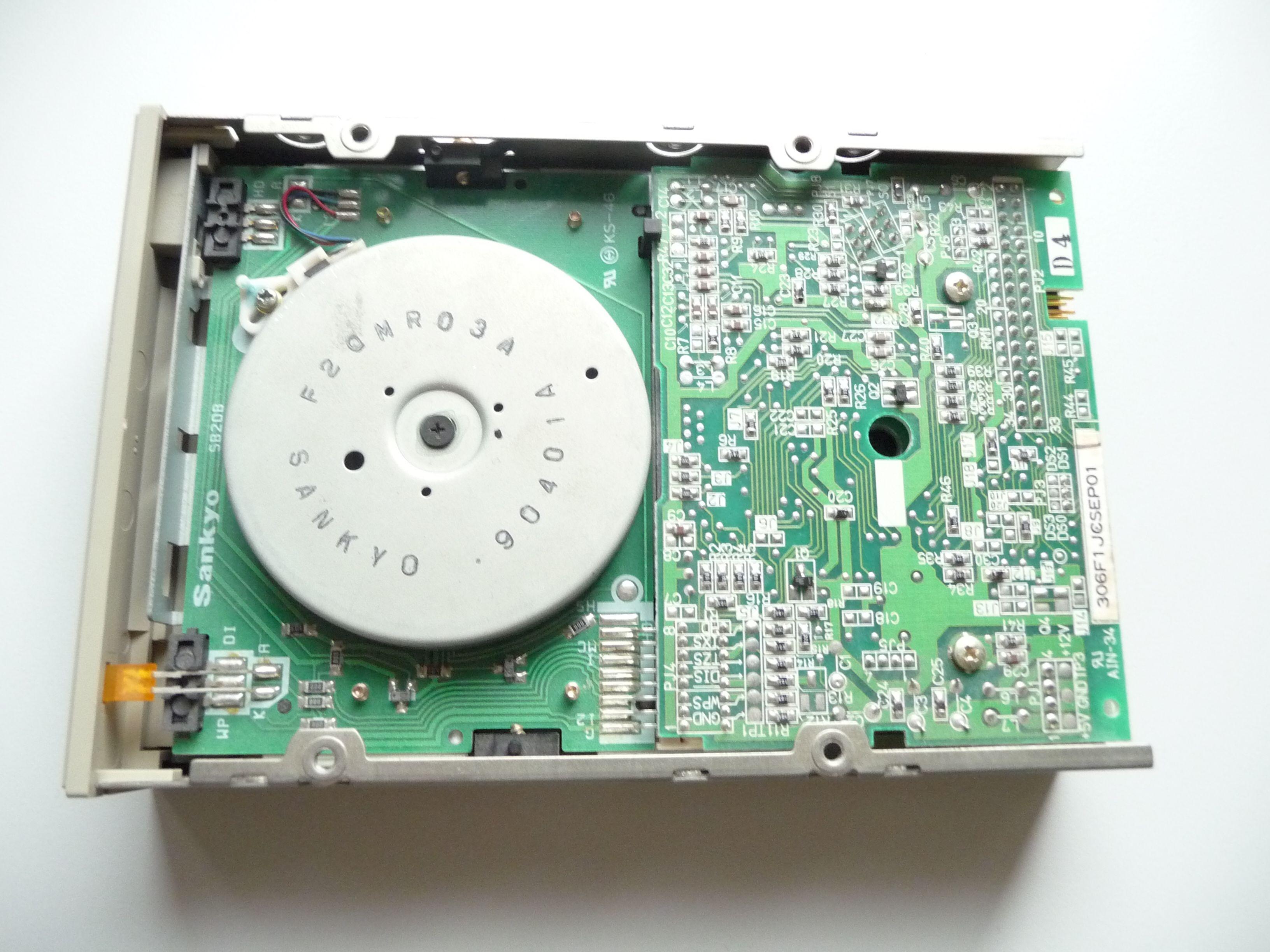 Festplatte faltmann PR