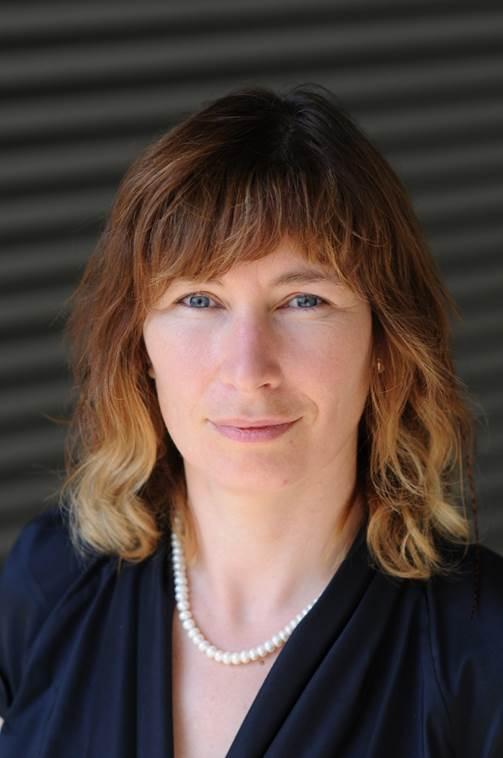 Buchautorin Barbara Wittmann, Geschäftsführerin von DIE ERSTE GEIGE