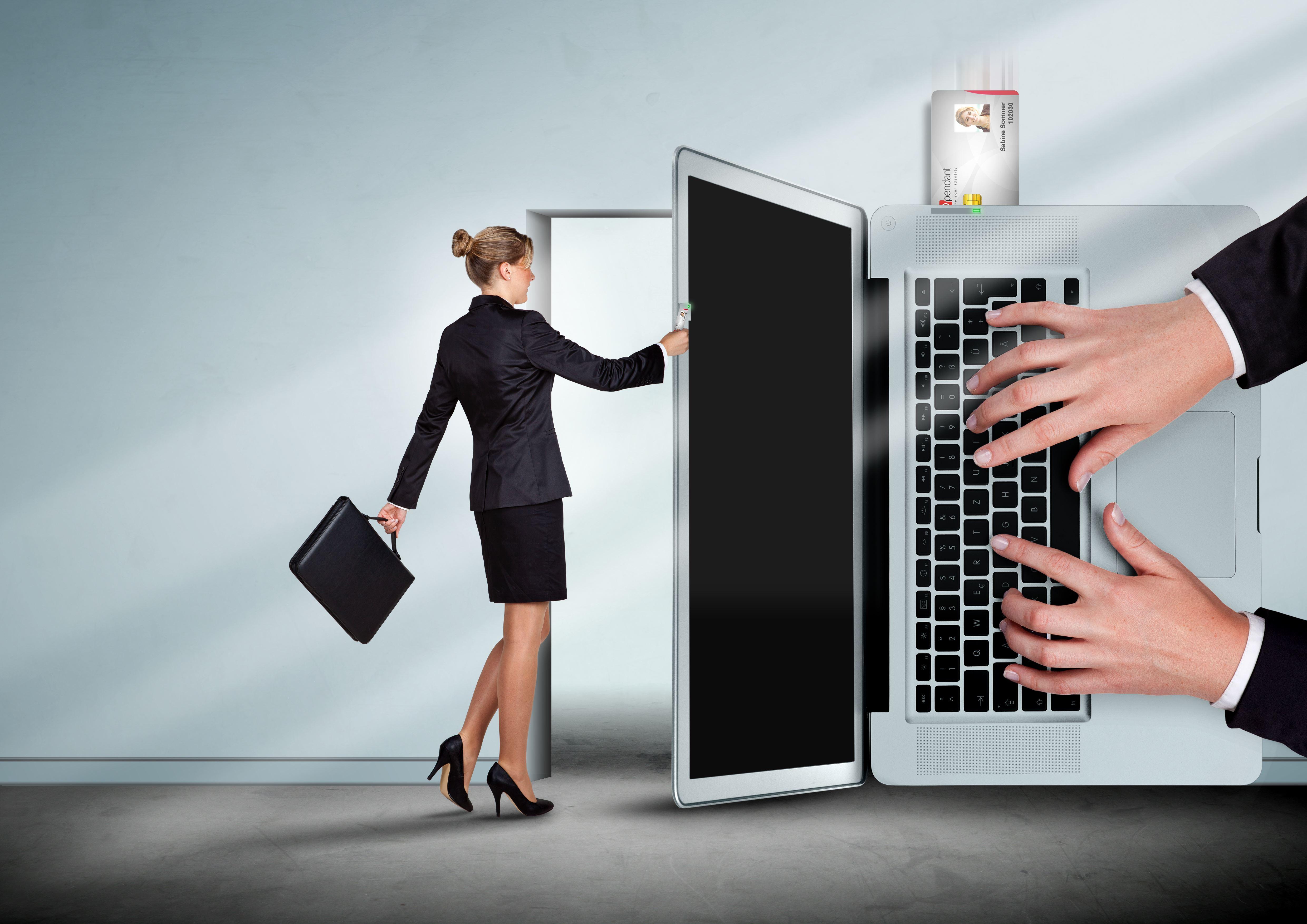 IDpendant zeigt auf der it-sa 2013 neueste IT-Sicherheitstechnologien, auch für mobile Geräte
