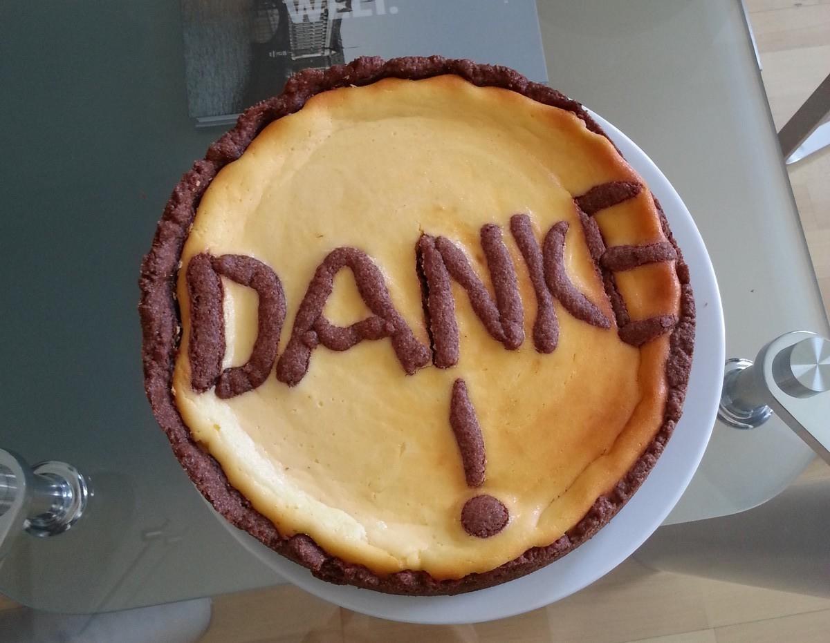 Mit dem Küchenzuruf Leser gewinnen