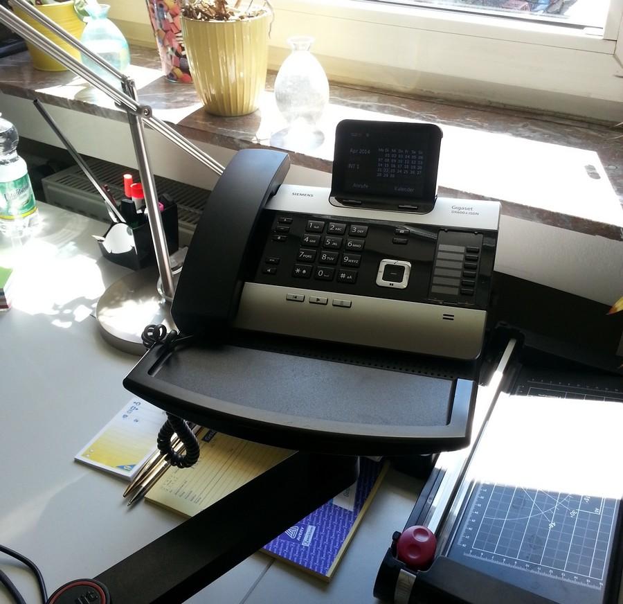 Das Agentur-Telefon