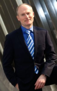 Portrait Holger Hinzmann, Geschäftsführer der SECUDE GmbH Deutschland