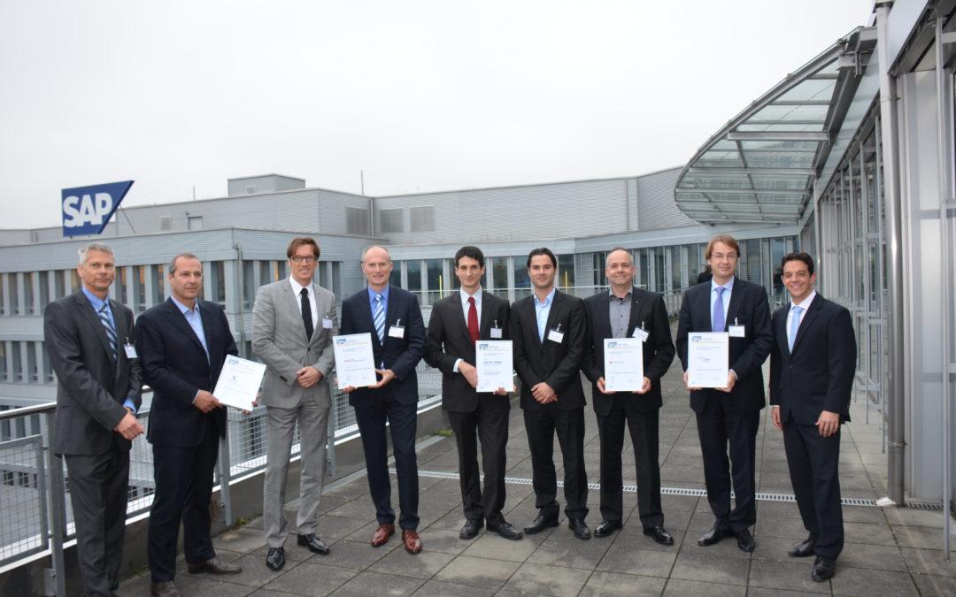 "SECUDE erhält ""SAP Innovation Partner Award 2012"" als bester Partner für SAP NetWeaver Single Sign-On"