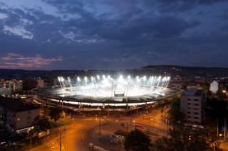 Stadion Letzigrund, Zürich