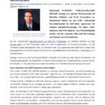 Pressemeldung SECUDE: Partnerschaft mit Foxit und Watchful