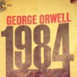"""Cover von George Orwell """"1984"""""""