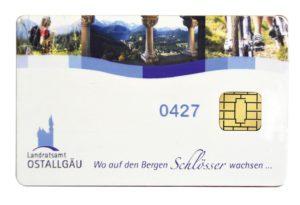 Smartcard Landratsamt Ostallgäu