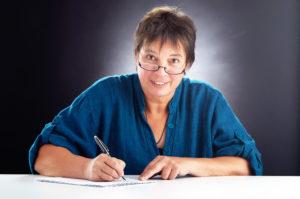 Autorin und Storytellerin P. Katharina Thoelken