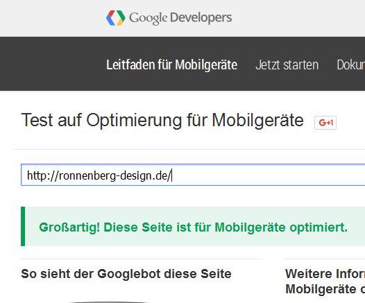 """Wie """"responsive Webdesign"""" Ihr Google-Ranking verbessert"""