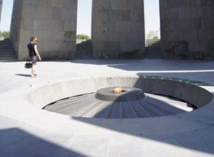 Genozid-Gedenkstätte in Yerevan