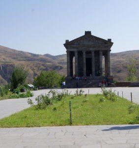 Tempel von Garni in Armenien