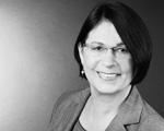 Sabine Faltmann, Porträt sw