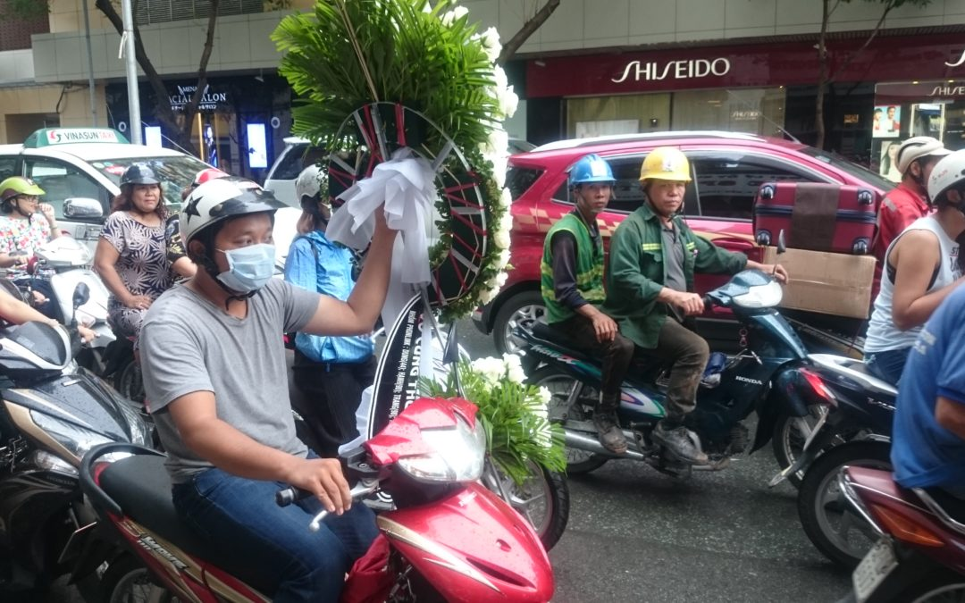 Sabine goes Vietnam: Ho Chi Minh City