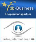 Logo Firmendatenbanken mit Partrnersignet