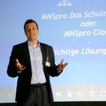 Thomas Jordans präsentiert MNSpro Cloud