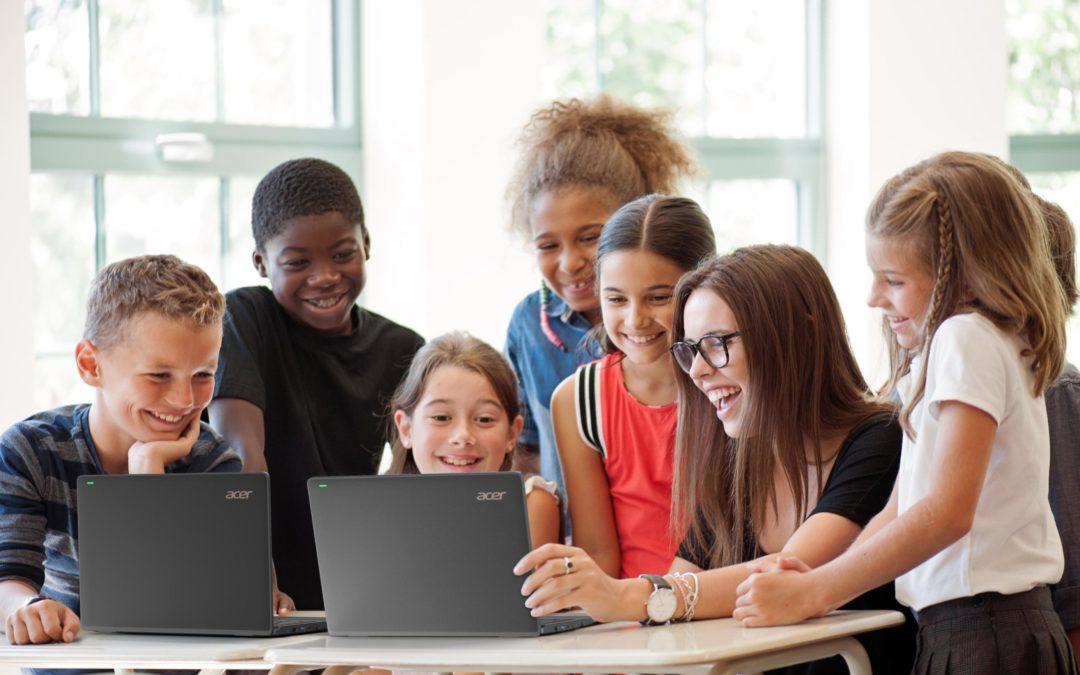 AixConcept, Acer und Microsoft schnüren Digitalpaket für Schulen