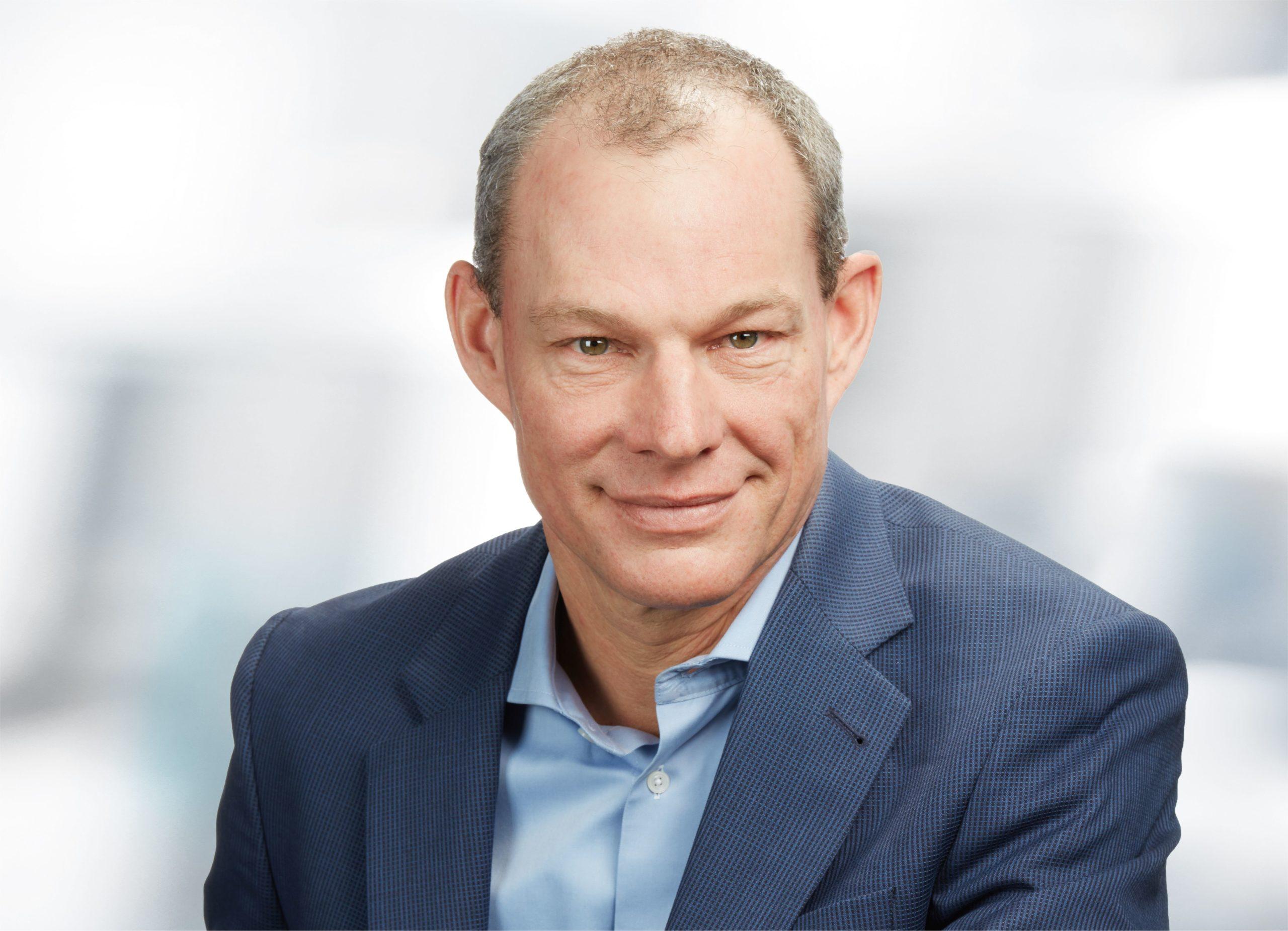 Thomas Kühne, CIO Mobiliar